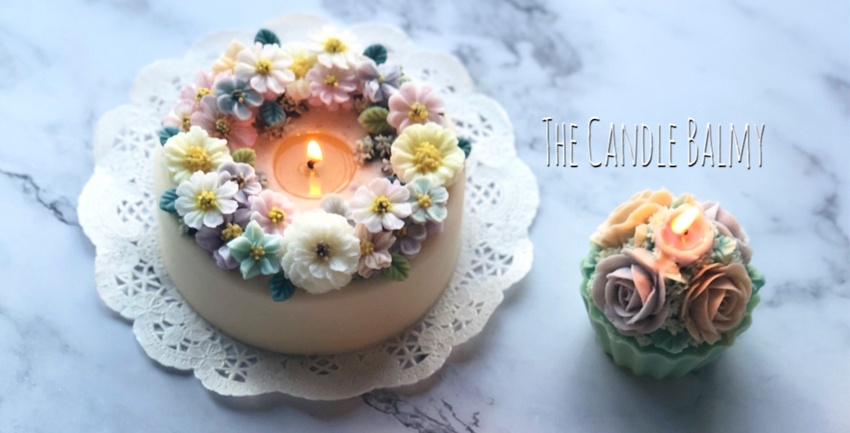 The Candle Balmy