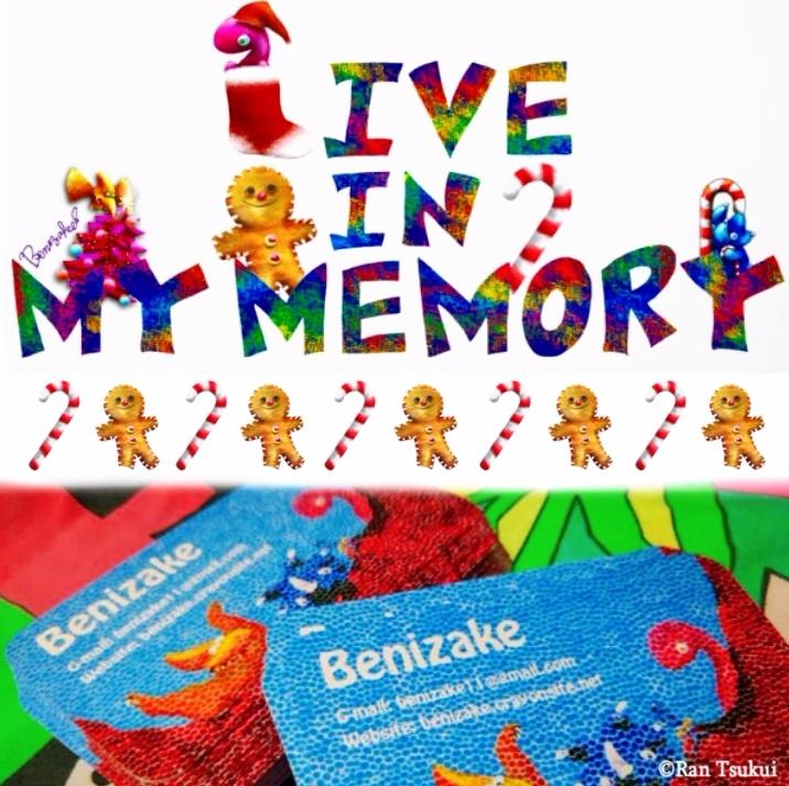 Benizake -Live in my memory-