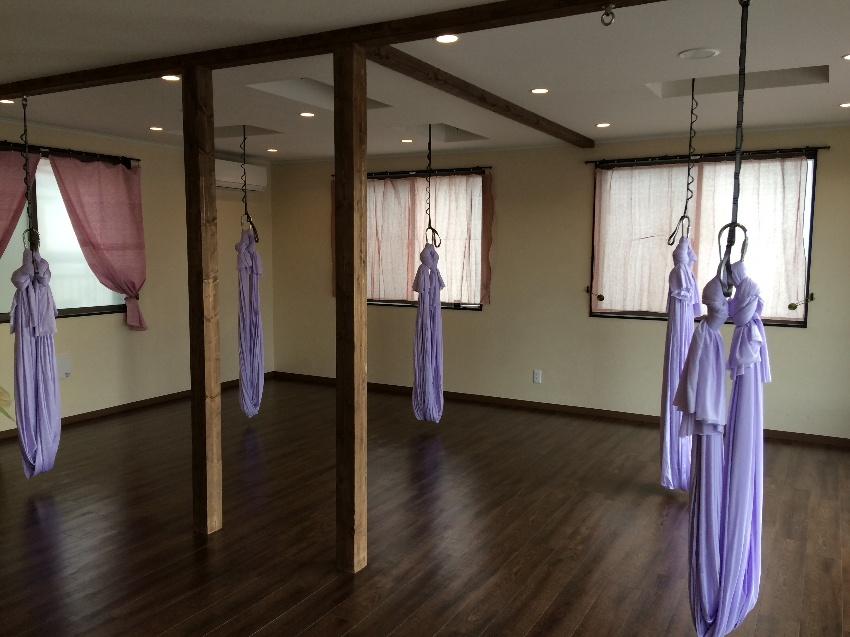 草加ヨガスタジオプラーナの画像