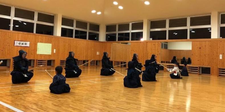 府中スポーツクラブ 剣道部