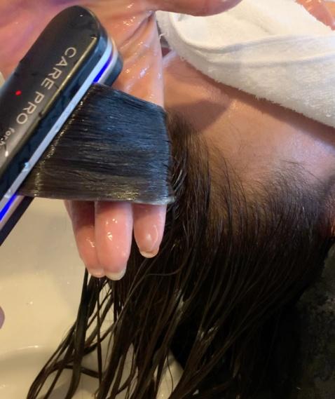 【新メニュー】プレミアム髪質改善酸熱×ヒト幹細胞トリートメント
