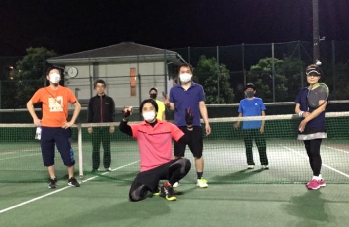 テニス クラブ 馬込