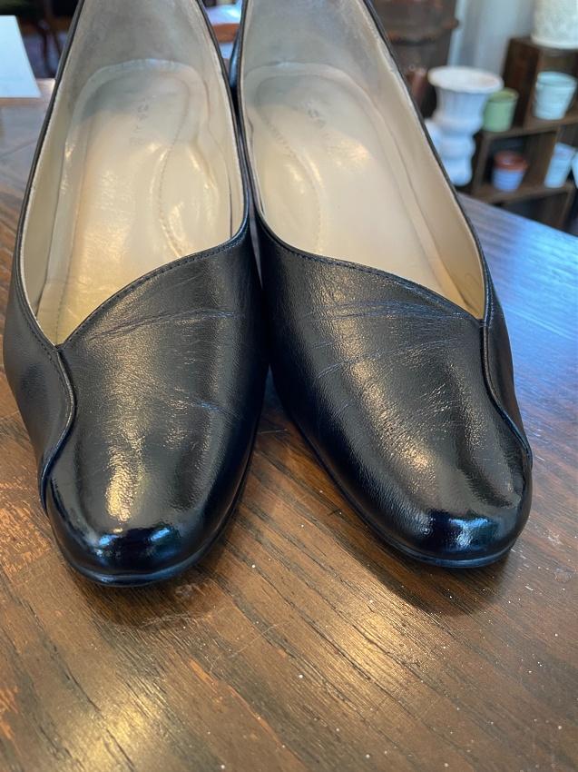 靴磨き・革製品メンテナンス