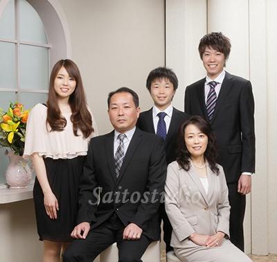 家族写真・結婚記念日